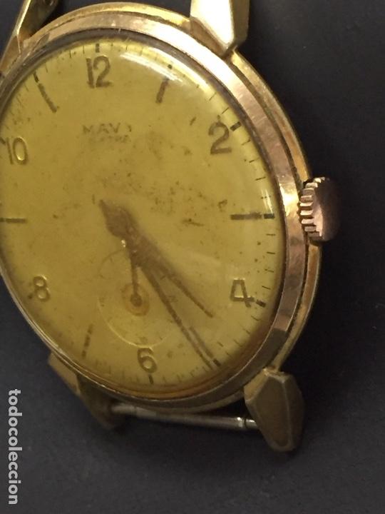 Relojes de pulsera: Reloj para piezas marca MAVY ancre 15 rubis - Foto 2 - 127976750