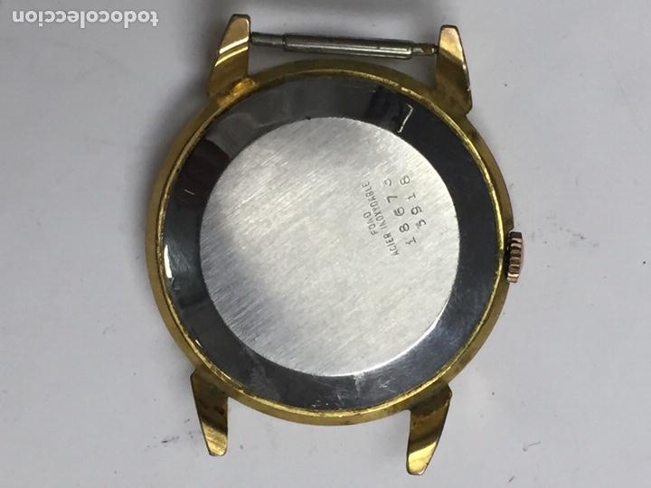 Relojes de pulsera: Reloj para piezas marca MAVY ancre 15 rubis - Foto 4 - 127976750