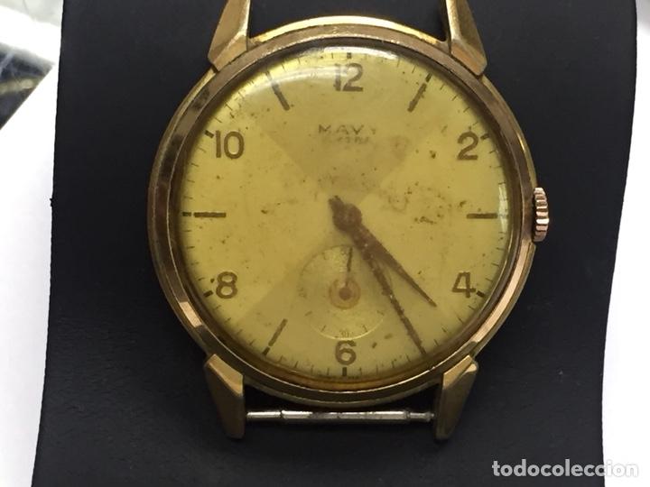 RELOJ PARA PIEZAS MARCA MAVY ANCRE 15 RUBIS (Relojes - Pulsera Carga Manual)