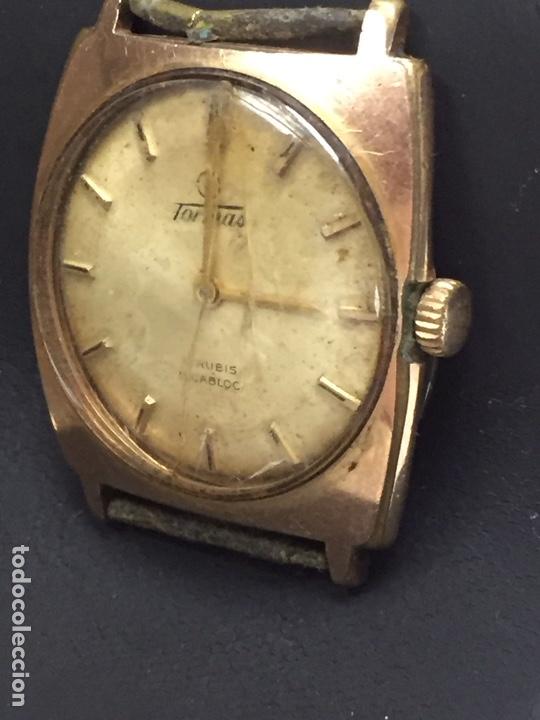 Relojes de pulsera: Reloj para piezas marca THORMAS - Foto 2 - 127976896