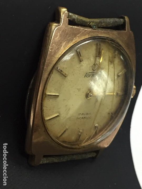 Relojes de pulsera: Reloj para piezas marca THORMAS - Foto 3 - 127976896