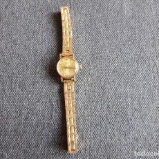 Relojes de pulsera: RELOJ MARCA LONGINES. CLÁSICO DE DAMA. FUNCIONANDO.. Lote 128016855