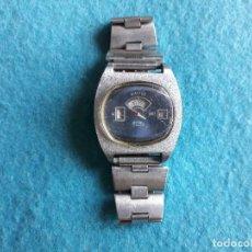 Relojes de pulsera: RELOJ DIGITAL DE CUERDA. MARCA DITAL. PARA CABALLERO. FUNCIONANDO. Lote 128261079