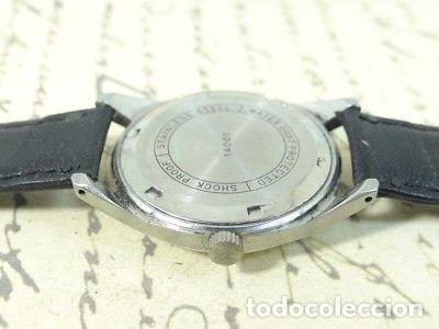 Relojes de pulsera: VINTAGE RELOJ HMT JANATA AÑOS 70 .COMO NUEVO. - Foto 2 - 128480903