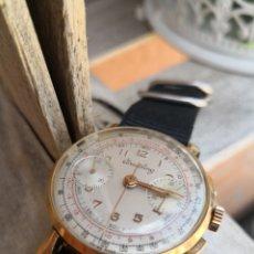 Relojes de pulsera: RELOJ BREITLING CRONO VINTAGE *PERFECT*. Lote 128587199