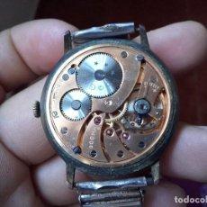 Relojes de pulsera: ETA 853 DE 15 RUBIS DOGMA 39MM INCLUIDA CORONA FUNCIONANDO PRECISION BUENA. Lote 128665803