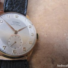 Relojes de pulsera: ANTIGUO RELOJ DE CUERDA DOGMA. Lote 128685875