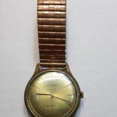 Relojes de pulsera: RELOJ ANTIGUO DE CUERDA ISCO WATCH 17 JEWELS FUNCIONANDO. Lote 128801335