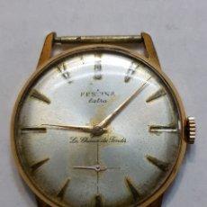 Relojes de pulsera: RELOJ DE CUERDA FESTINA 15 JEWELS. Lote 175089260