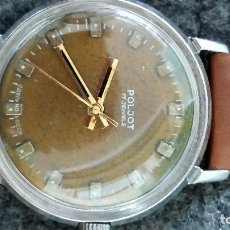 Relojes de pulsera: RELOJ POLJOT CCCP, 17 JEWELS.. Lote 128873767