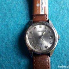 Relojes de pulsera: RELOJ MARCA SEIKO. CLÁSICO DE CABALLERO. FUNCIONANDO.. Lote 128980315