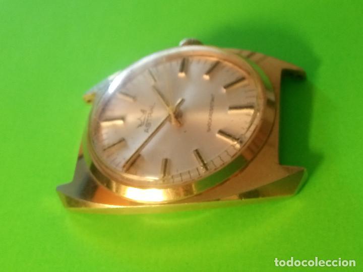 Relojes de pulsera: RELOJ ASTRAL MECANICO A CUERDA. AÑOS 80. 35 MM. S/C. FUNCIONANDO. FOTOS Y DESCRIP. - Foto 3 - 128998095