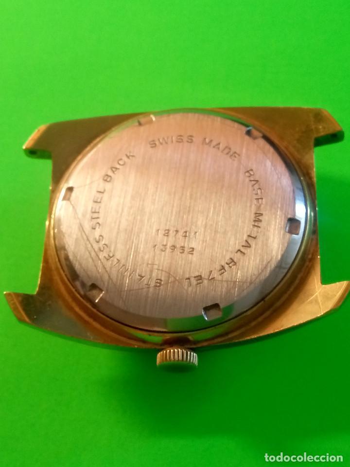 Relojes de pulsera: RELOJ ASTRAL MECANICO A CUERDA. AÑOS 80. 35 MM. S/C. FUNCIONANDO. FOTOS Y DESCRIP. - Foto 5 - 128998095
