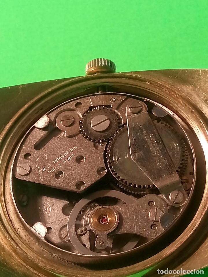 Relojes de pulsera: RELOJ ASTRAL MECANICO A CUERDA. AÑOS 80. 35 MM. S/C. FUNCIONANDO. FOTOS Y DESCRIP. - Foto 8 - 128998095