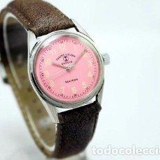 Relojes de pulsera: VINTAGE RELOJ FAVRE LEUBA GENEVE DE LOS AÑOS 70. COMO NUEVO.. Lote 129271375
