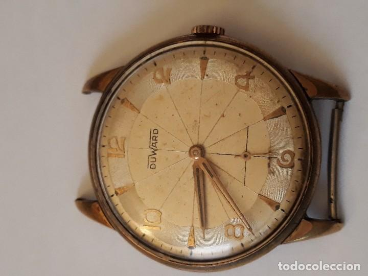Relojes de pulsera: reloj de pulsera caballero carga manual,dward made in swisse, ver descripcion - Foto 2 - 129521591