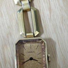 Relojes de pulsera: RELOJ VADUR SEÑORA CUERDA DIARIA.. Lote 129574775