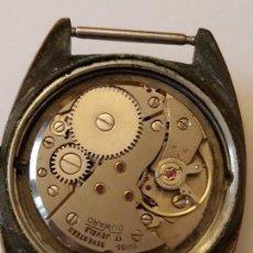 Relojes de pulsera: RELOJ DE PULSERA CABALLERO CARGA MANUAL,DUWARD BRIUMPH, FUNCIONA,, MADE IN SWISSE, VER DESCRIPCION . Lote 129587639