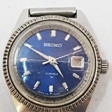 Relojes de pulsera: RELOJ SEIKO DE SEÑORA DE CUERDA. 17 JEWEL. JAPAN. Lote 129598607