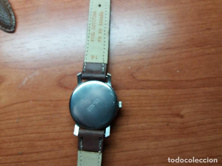 Relojes de pulsera: reloj verni, 30 mm sin contar corona, vintage, de cuerda, funcionando. - Foto 2 - 129969935