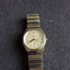 Relojes de pulsera: RELOJ MARCA ALEXON. CLÁSICO DE CABALLERO.. Lote 129973683