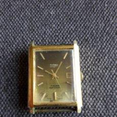 Relojes de pulsera: RELOJ MARCA TITÁN. CLÁSICO DE CABALLERO.. Lote 129973903
