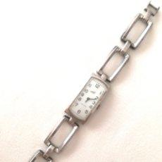 Relojes de pulsera: ANTIGUO RELOJ PLATA Y A CUERDA. Lote 129986879