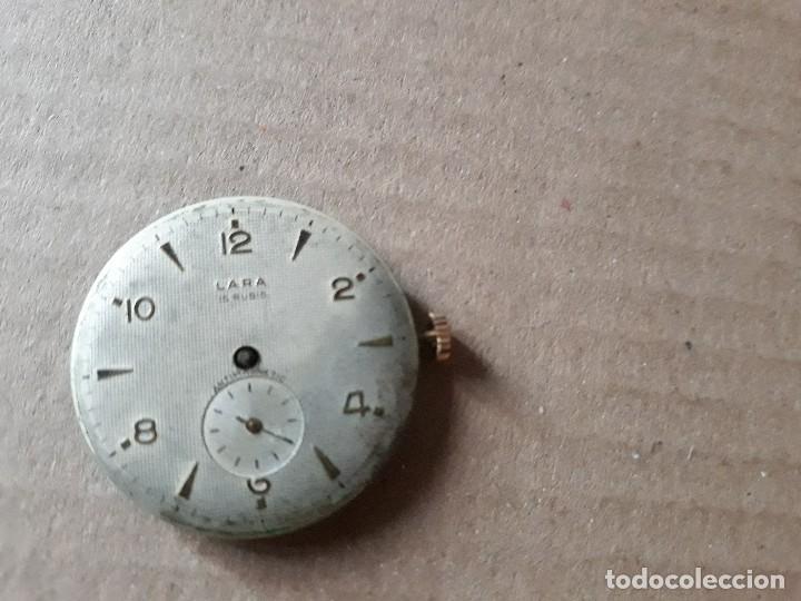 Relojes de pulsera: reloj de pulsera caballero carga, lara 15 bubis, para piezas ,ver fotos - Foto 2 - 130130727