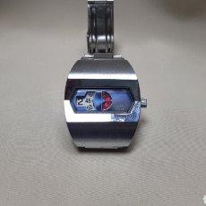 Relojes de pulsera: RELOJ DE PULSERA A CUERDA, TANAKA DIGITAL SWISS. Lote 130353248