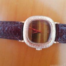 Relojes de pulsera: RELOJ MUJER MARCA OMEGA. Lote 129393392