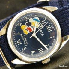 Relojes de pulsera: RELOJ DE CUERDA COMO NUEVO. Lote 130432683