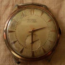 Relojes de pulsera: ANTIGUO RELOJ PULSERA TECHNOS. Lote 130602292