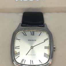 Relojes de pulsera: TISSOT CON CAJA FUNCIONA PERFECTAMENTE. Lote 130869144
