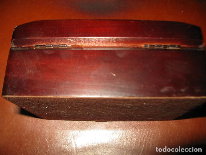 Relojes de pulsera: reloj antiguo dogma funcionando tamaño esfera 34 mm con su caja de madera - Foto 6 - 130871648