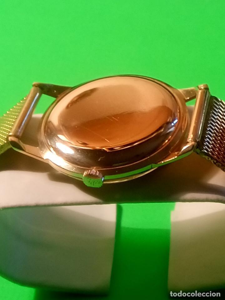 Relojes de pulsera: LONGINES DE ORO. CUERDA MANUAL. 1.964 (((( IMPECABLE )))) ORO DE 18 KT. 0,750 MILS. FOTOS Y DESCRIPC - Foto 6 - 130963928