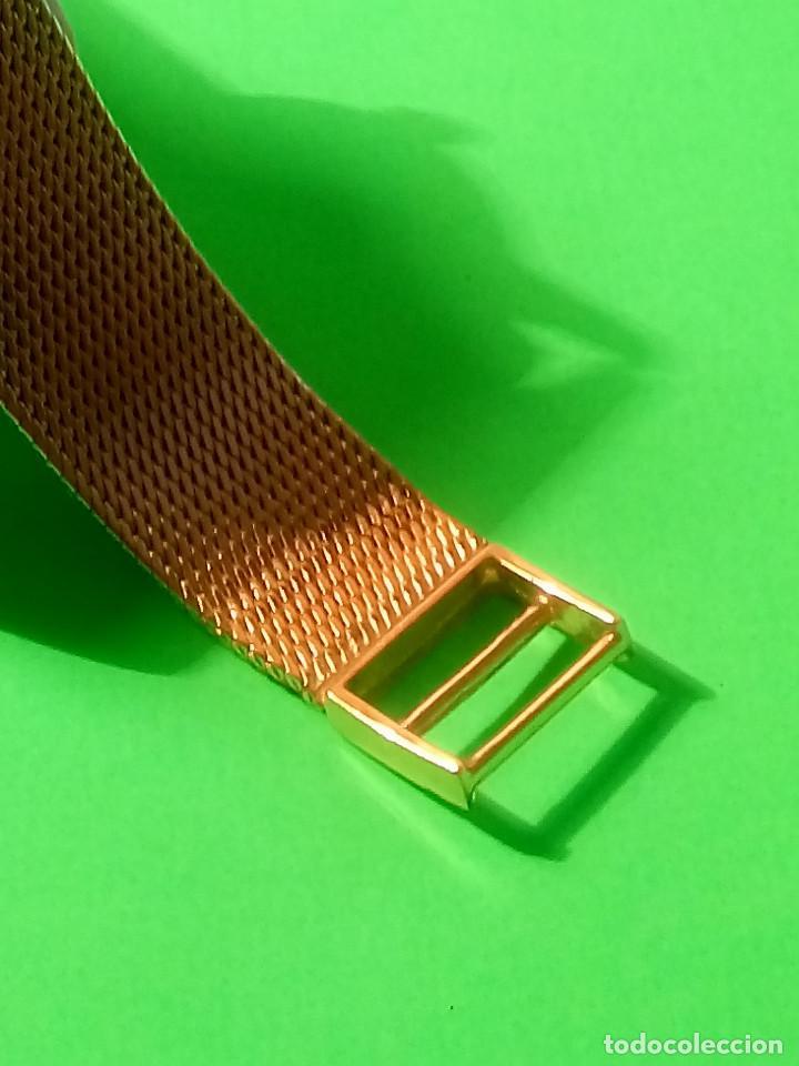 Relojes de pulsera: LONGINES DE ORO. CUERDA MANUAL. 1.964 (((( IMPECABLE )))) ORO DE 18 KT. 0,750 MILS. FOTOS Y DESCRIPC - Foto 9 - 130963928