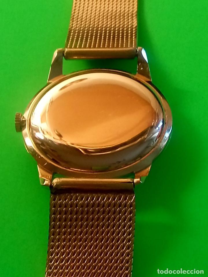 Relojes de pulsera: LONGINES DE ORO. CUERDA MANUAL. 1.964 (((( IMPECABLE )))) ORO DE 18 KT. 0,750 MILS. FOTOS Y DESCRIPC - Foto 13 - 130963928