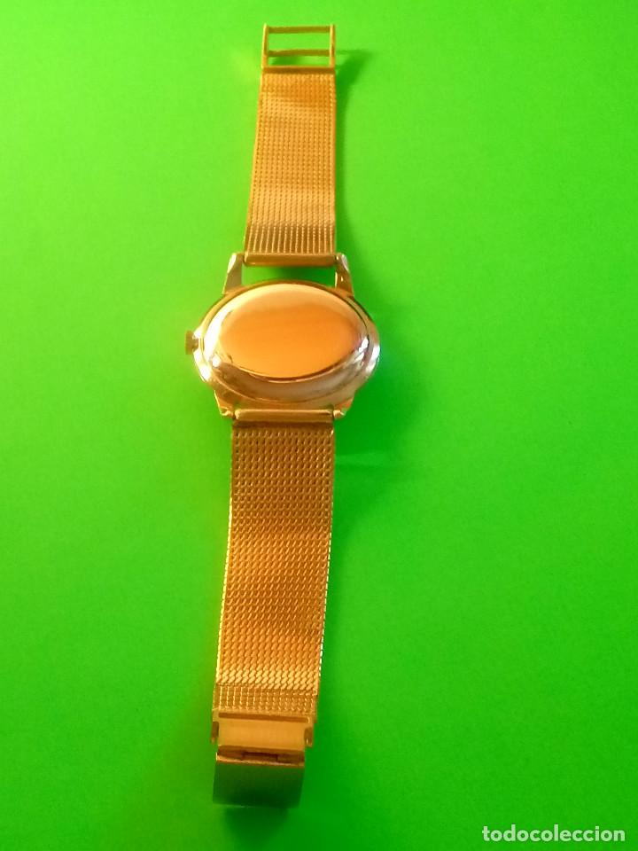 Relojes de pulsera: LONGINES DE ORO. CUERDA MANUAL. 1.964 (((( IMPECABLE )))) ORO DE 18 KT. 0,750 MILS. FOTOS Y DESCRIPC - Foto 22 - 130963928