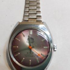 Relojes de pulsera: RELOJ ANTIGUO DE CUERDA KAORY 1 JEWELS FUNCIONANDO. Lote 131086739