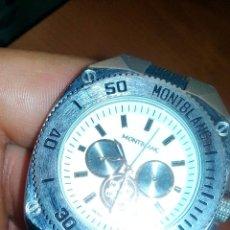 Relojes de pulsera: RELOJ MONTBLANC DE CABALLERO - MOD. A0133G. Lote 131278747