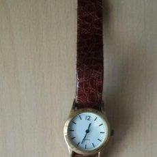 Relojes de pulsera: RELOJ PULSERA SIMPLE CON ESFERA DE CUARZO - SIN MARCA. Lote 131286239
