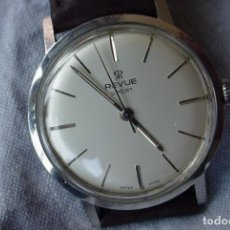 Relojes de pulsera: RELOJ MECANICO SUIZO REVUE SPORT. Lote 137962765