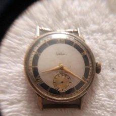 Relojes de pulsera: RELOJ PULSERA CABALLERO CARGA MANUAL,CERTINA MILITAR KF330B 15 RUBIS,SWISS,VER DESCRIPCION Y FOTOS. Lote 131445810