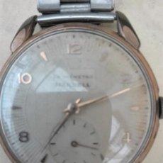 Relojes de pulsera: ANTIGUO RELOJ DE CABALLERO - CRONOMETRO MARBELL - CON CORREA DE ACERO INOX.. Lote 131547162