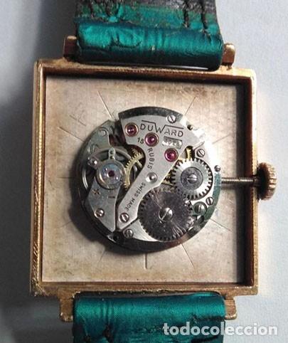Relojes de pulsera: RELOJ DE PULSERA MARCA DUWARD, FUNCIONANDO - Foto 2 - 27477742