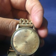 Relojes de pulsera: RELOJ PULSERA WESER SWISS MADE ANTIMAGNETIQUE SIN AGUJAS PRECISA REVISION 30MM. Lote 131569458