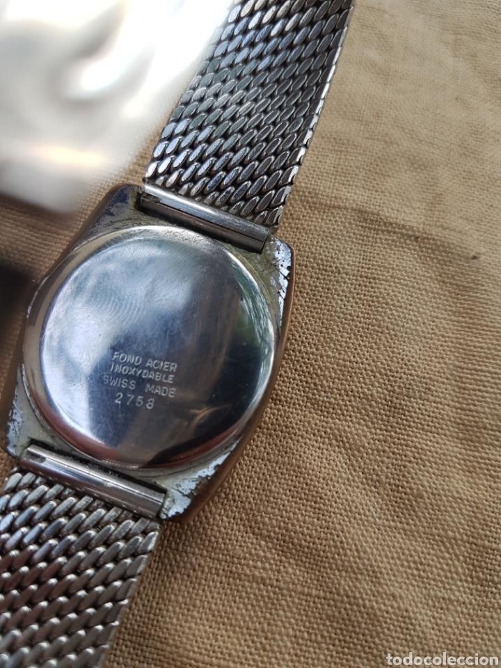 Relojes de pulsera: Antiguo reloj vintage suizo cler 17 rubis funciona - Foto 3 - 131741415