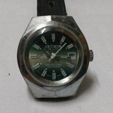 Relojes de pulsera: RELOJ CETIKON DE CARGA MANUAL. Lote 131754286