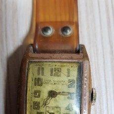 Relojes de pulsera: RELOJ CASA GINEBRA PLAQUE OR LAMINE NUM. SERIE 8937. Lote 131783870