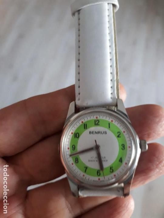 Relojes de pulsera: RELOJ SUIZO AÑOS 70 CLASICO VINTAGE COMO NUEVO. - Foto 2 - 132231374